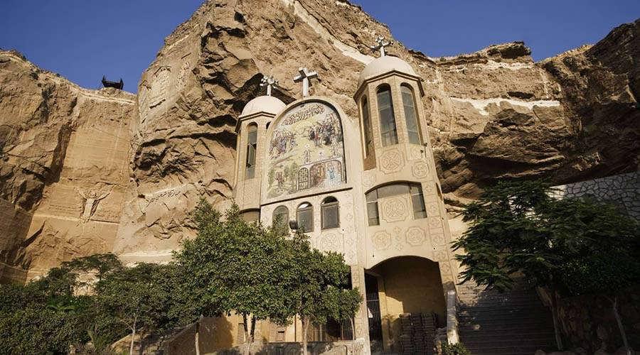 Cave Church Cairo Egypt
