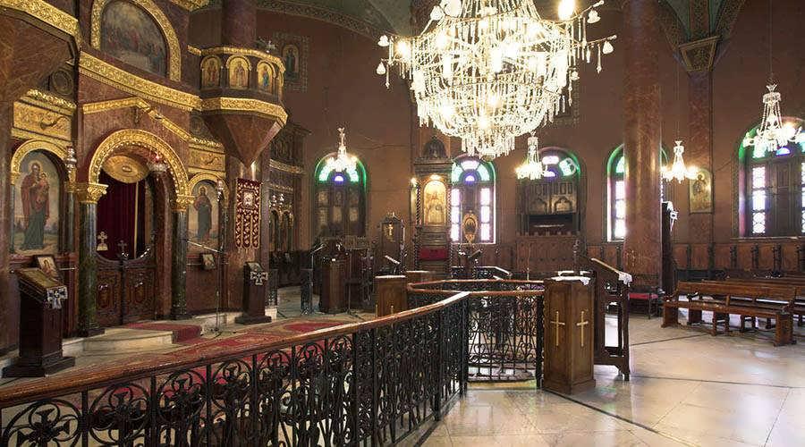 Coptic Cairo Egypt