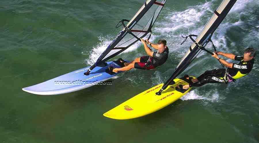 Dahab Windsurfing