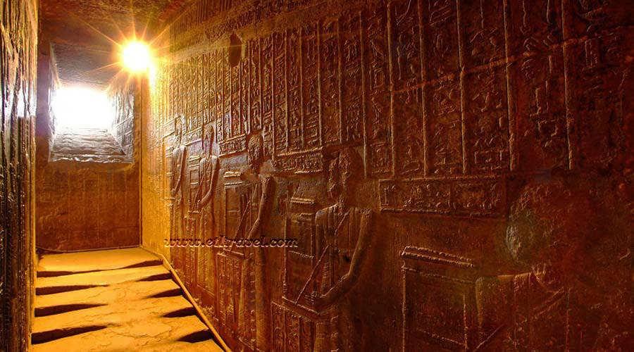 Dendera temple day cruise