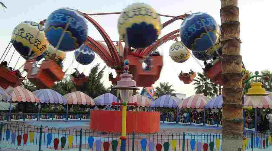 Dream Park Cairo Egypt
