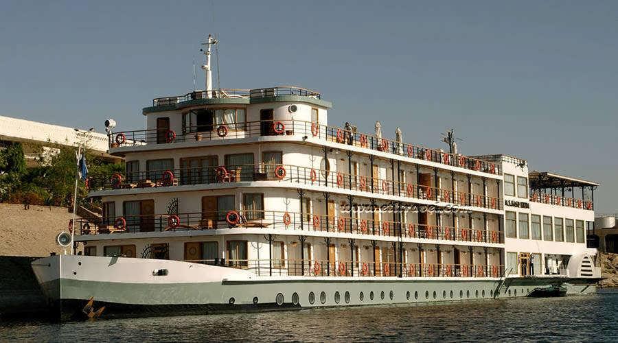 4 days Lake Nasser cruise