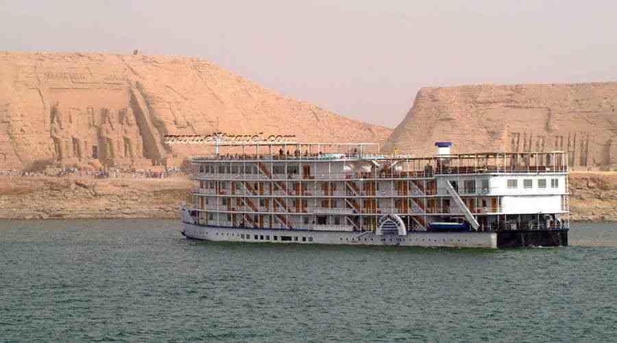 5 days Lake Nasser cruise