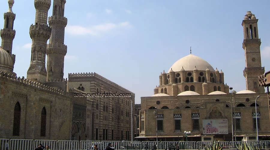 Abu Al Dahab mosque Cairo