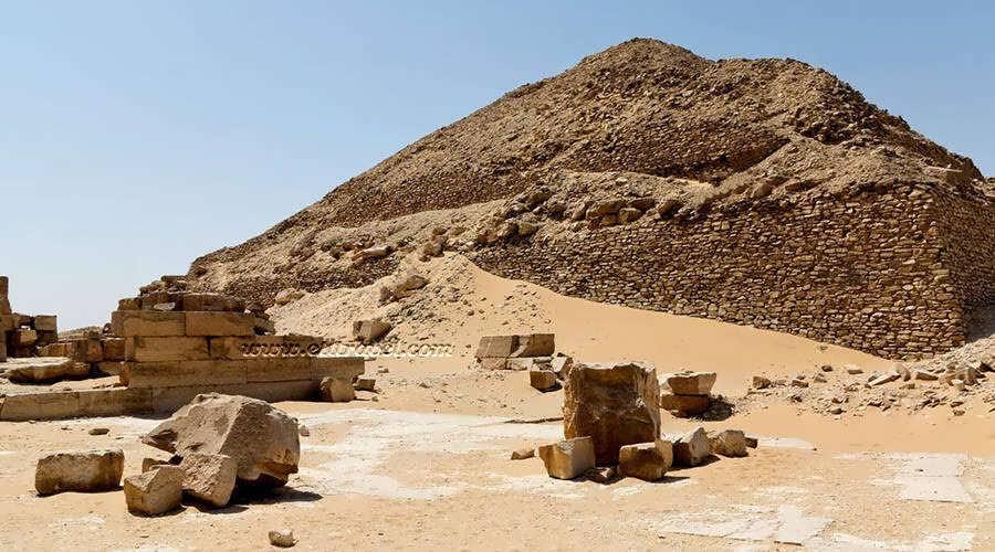 Abusir Pyramids Cairo