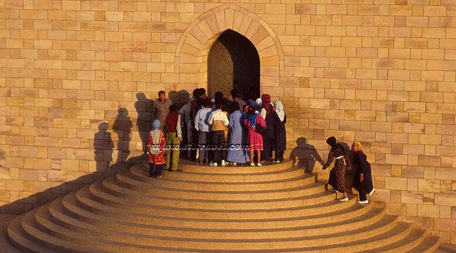 Aga Khan Mausoleum Aswan