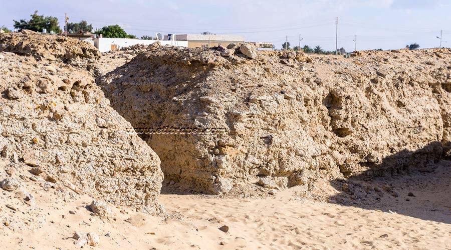 Ain El Muftella temple