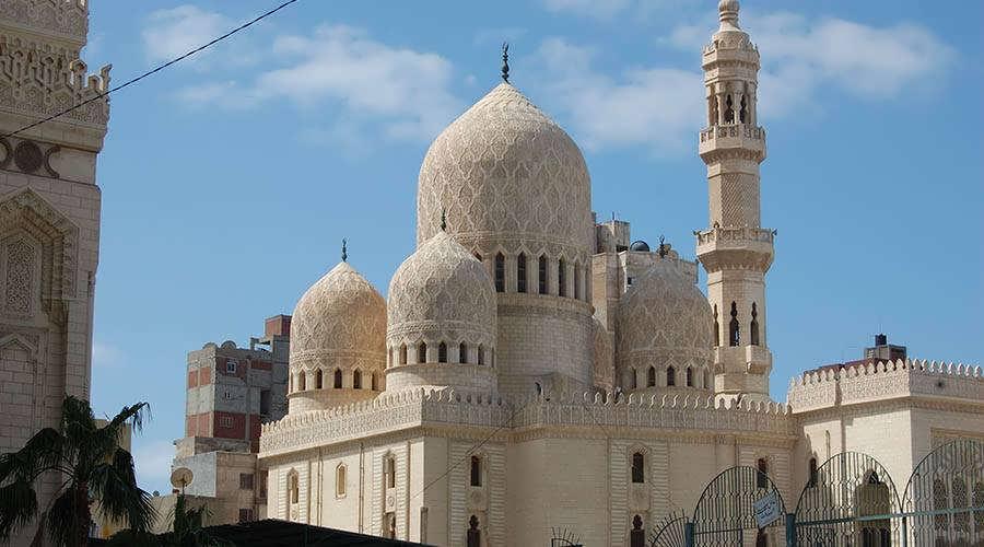 Al Mursi Abu Al Abbas Mosque