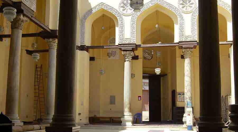 Al Aqmar mosque Cairo