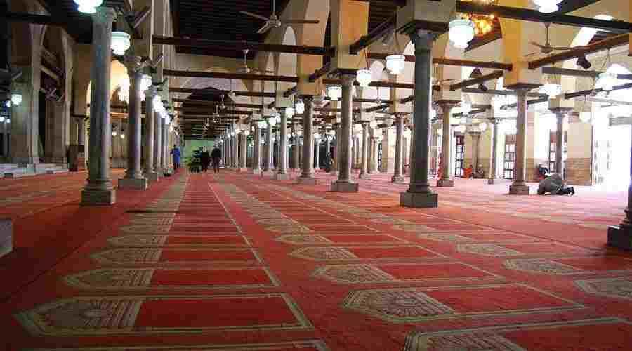Al Azhar mosque Cairo