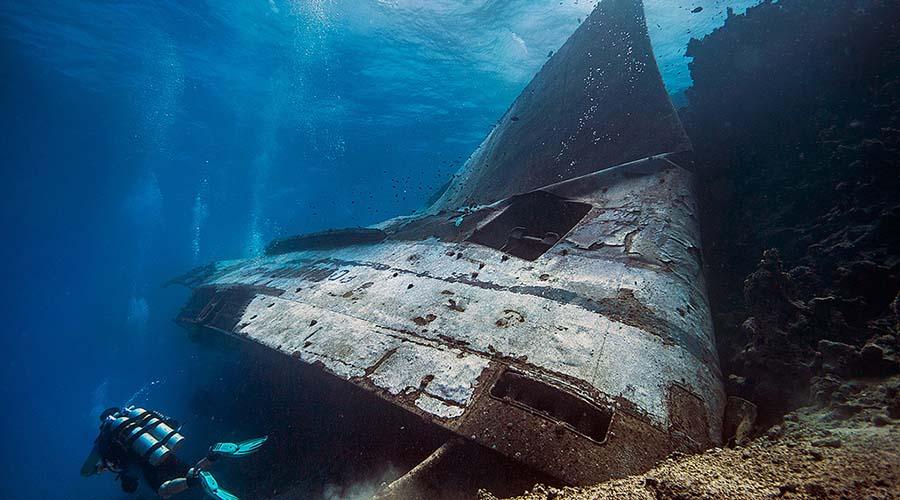 Al Kahfain Shipwreck Safaga