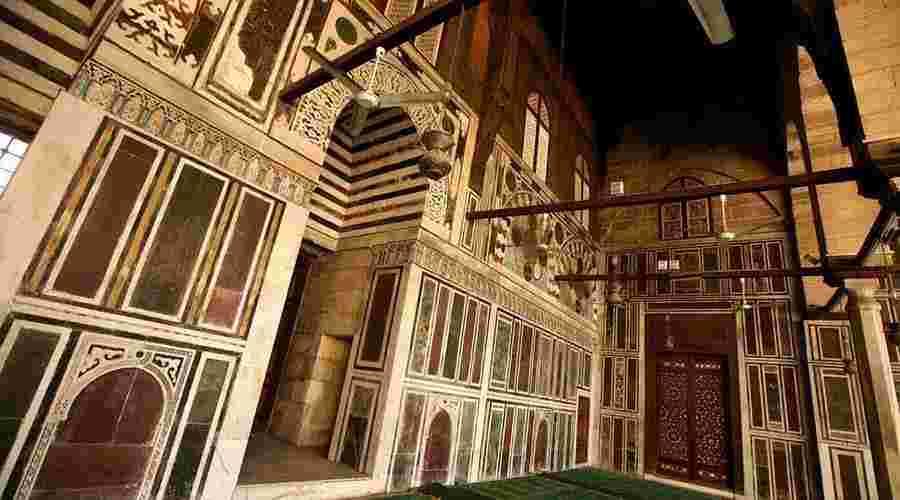 Al Muayyad mosque Cairo