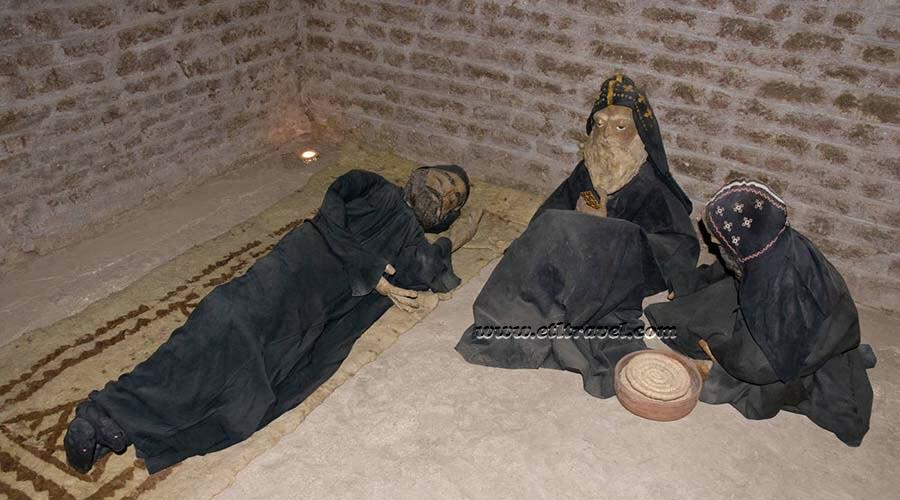 Al Muharraq monastery Asyut