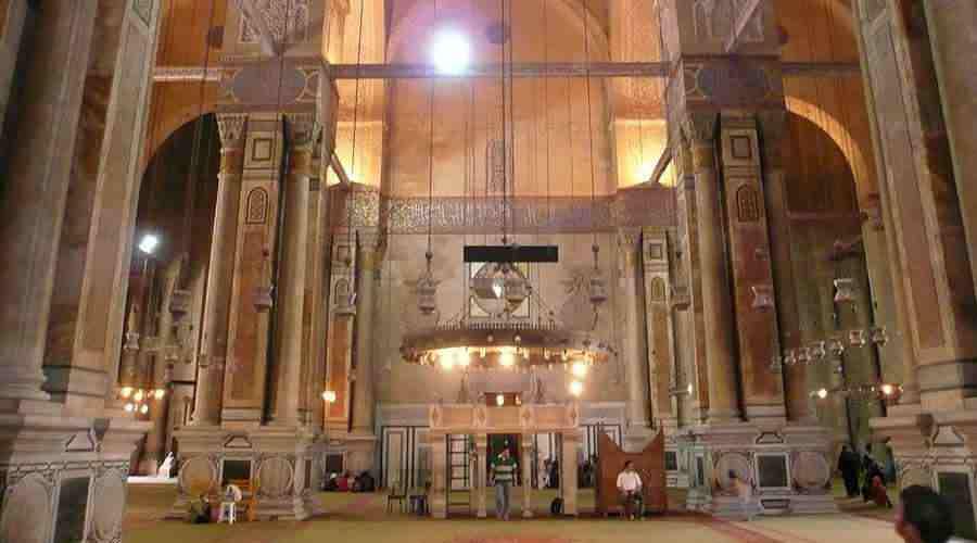 Cairo mosques Egypt