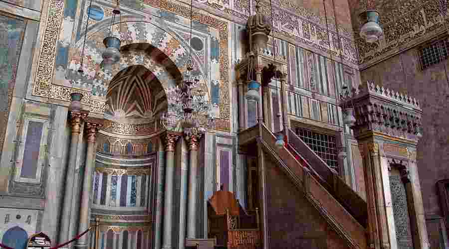 Al Rifai mosque Cairo