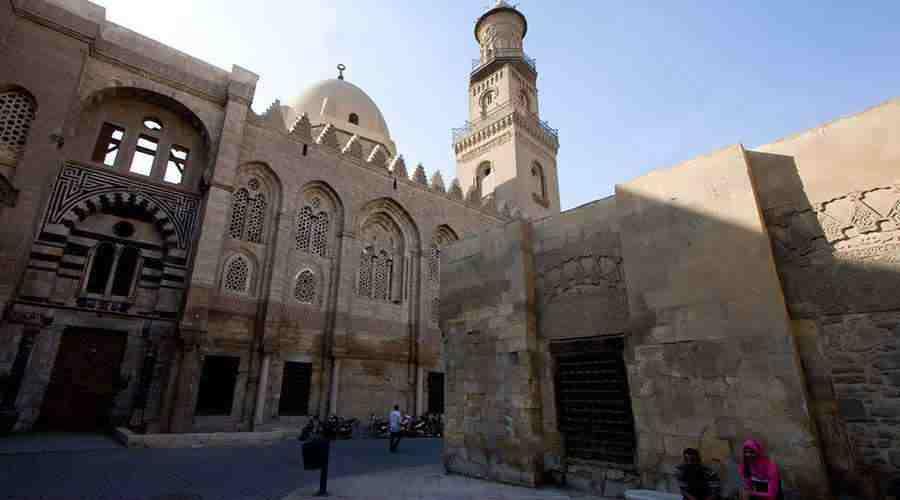 Al Salih Ayyub Complex Cairo