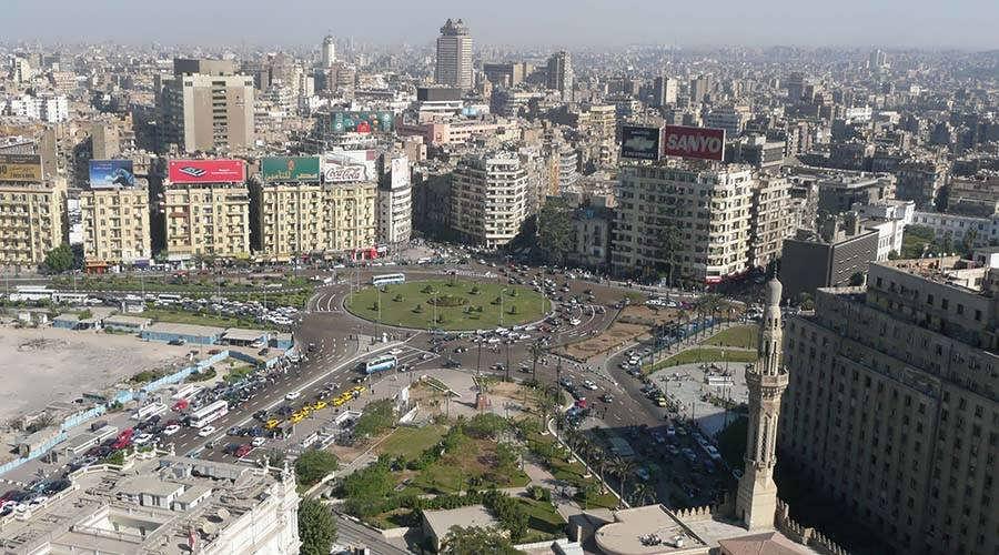 Al Tahrir Square Cairo