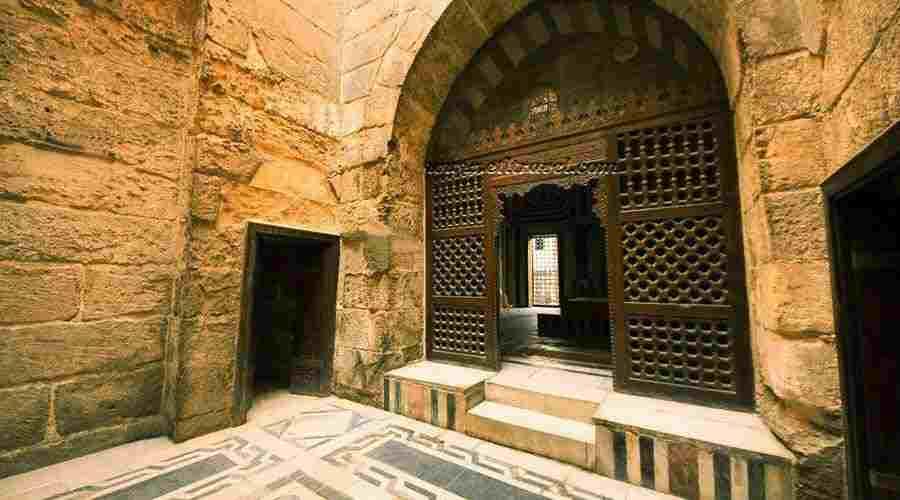 Al Zahir Barquq Mausoleum