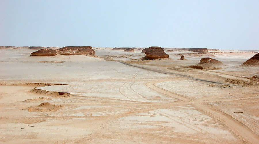 Alexandria Deserts Oases