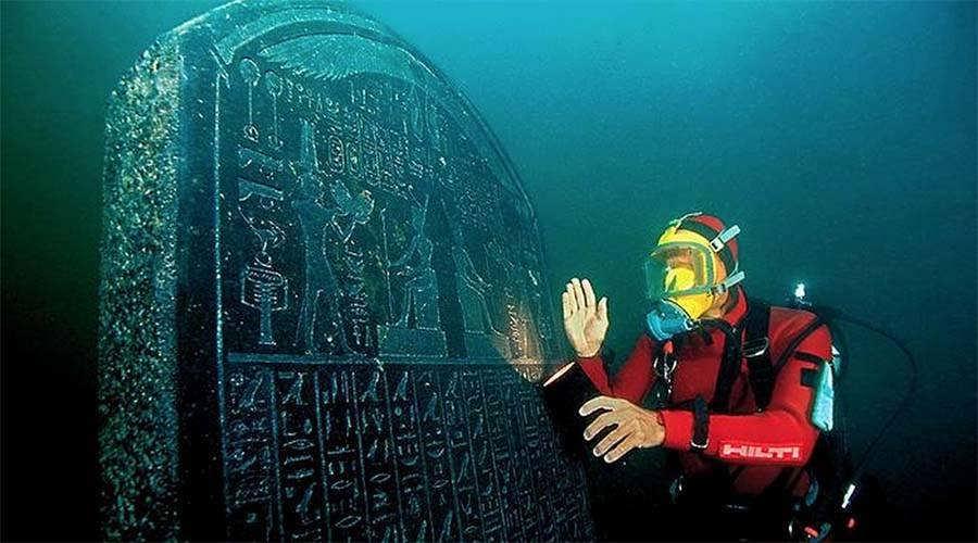 Alexandria Diving Egypt