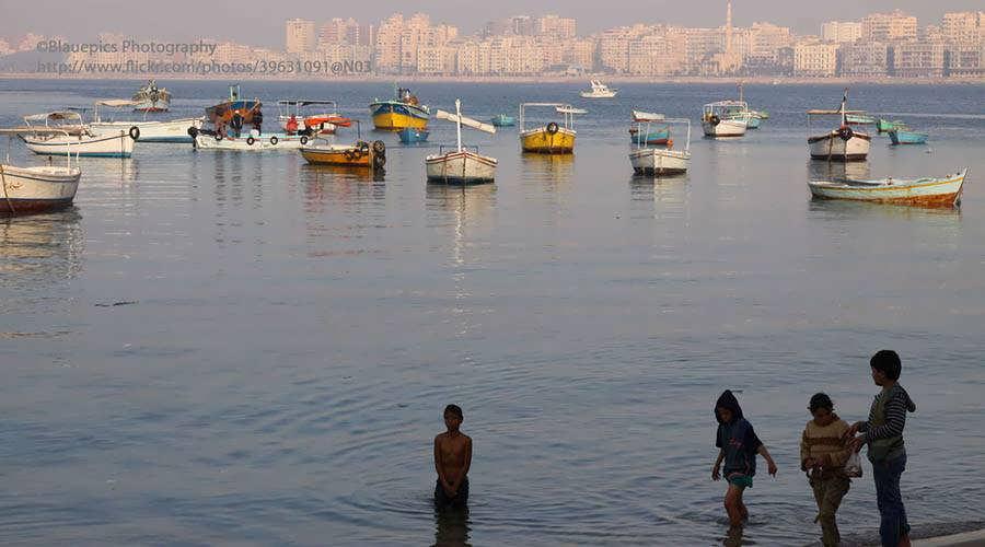 Egypt Fishing