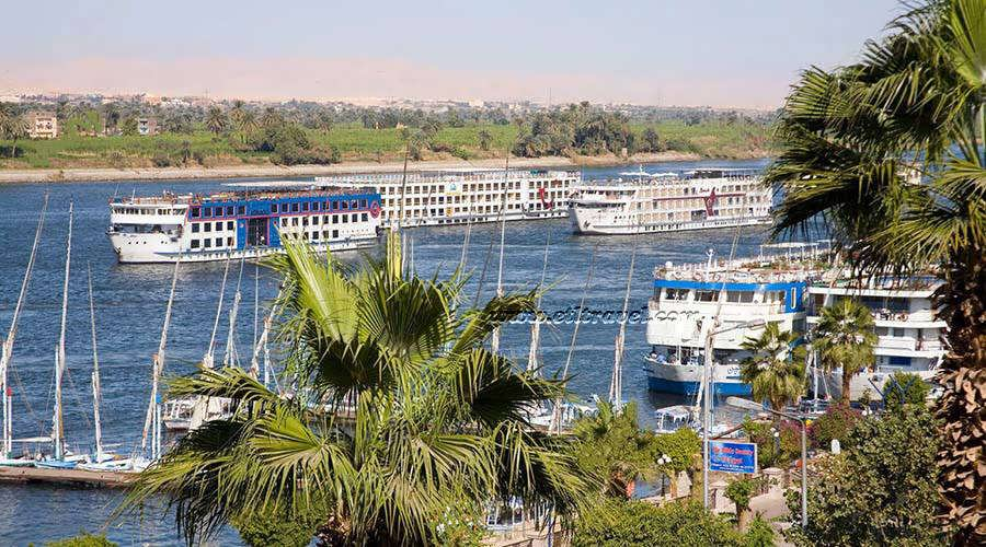 5 Days Nile cruise from Luxor