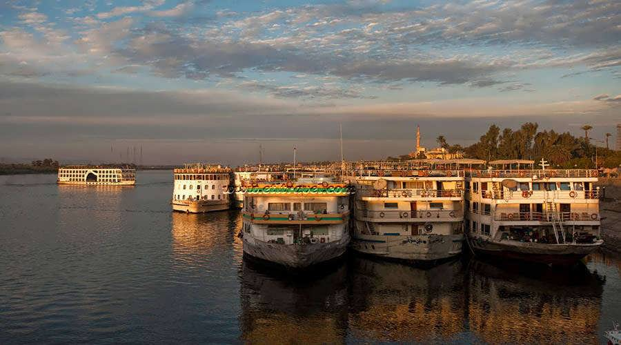 5 day Nile cruise from Luxor