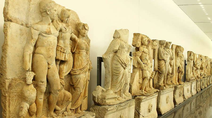 Alexandria Museums Egypt