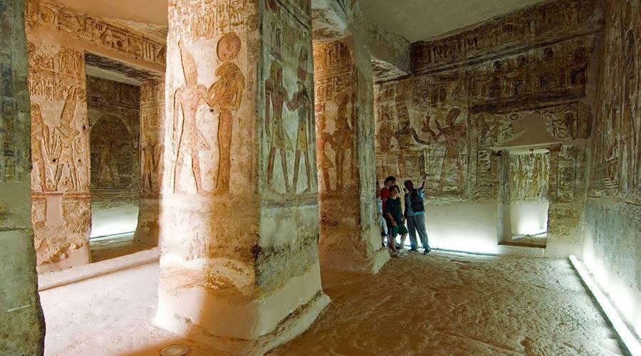 Amada temple Aswan Egypt