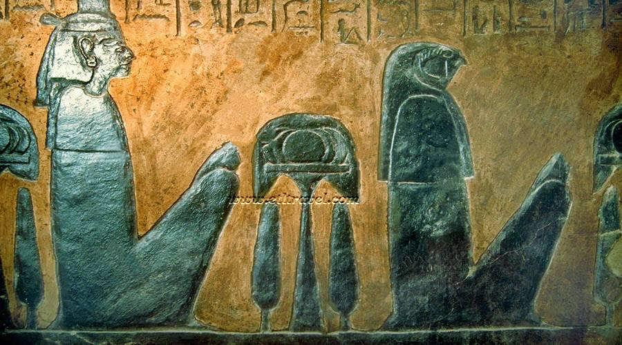 Amenherkhepshef tomb Luxor