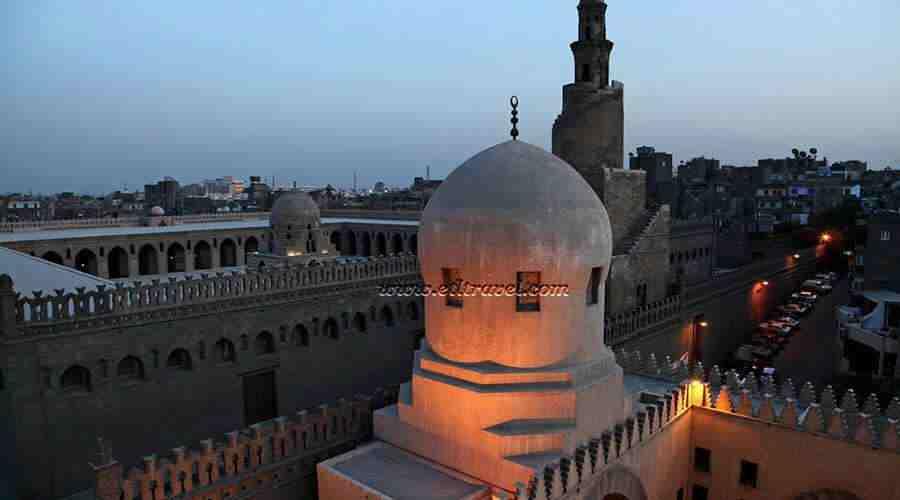 Amir Sarghatmish mosque Cairo