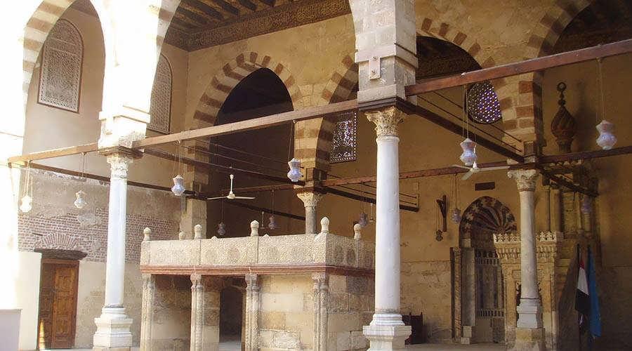 Amir Shaykhu mosque Cairo