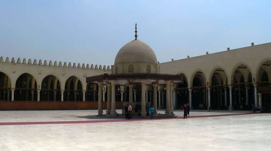 Amr Ibn Al Aas mosque Cairo