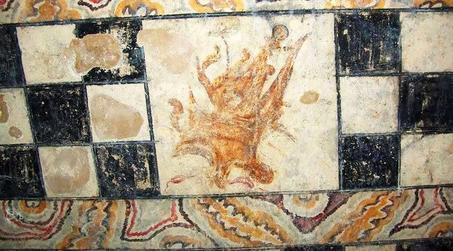 Anfushi tombs Alexandria