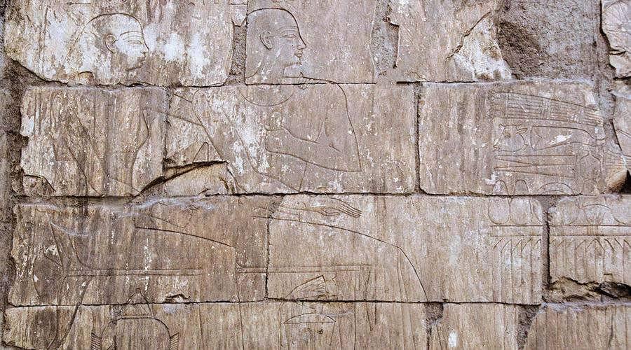 Ankh hor tomb Luxor