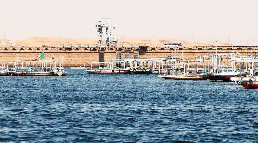 Aswan Modern Architecture