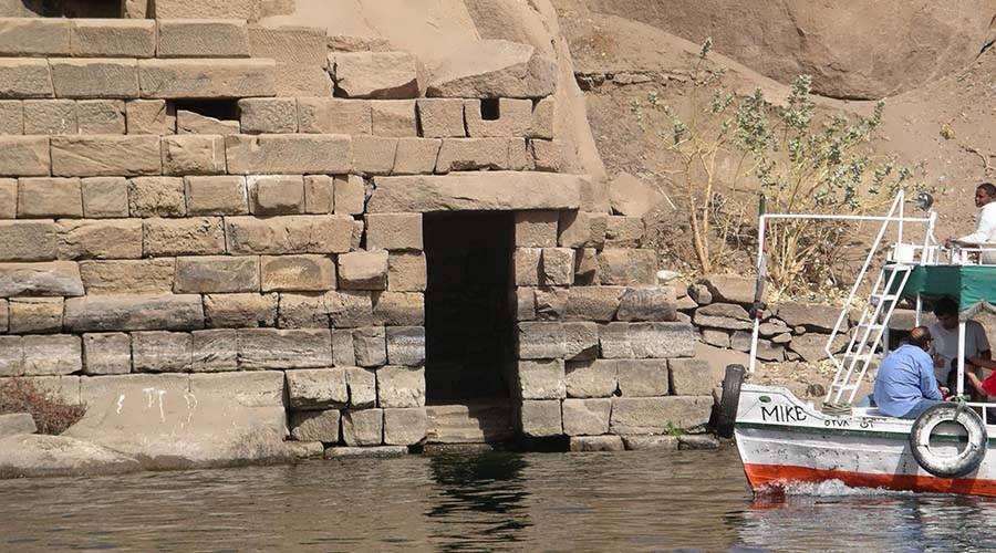 Aswan Nilometer