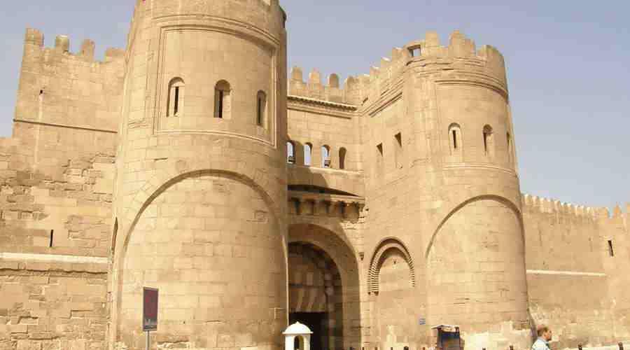 Bab Al Futuh Cairo