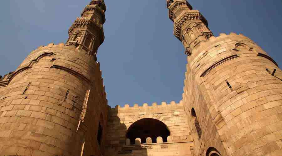 Bab Zuweila Cairo Egypt