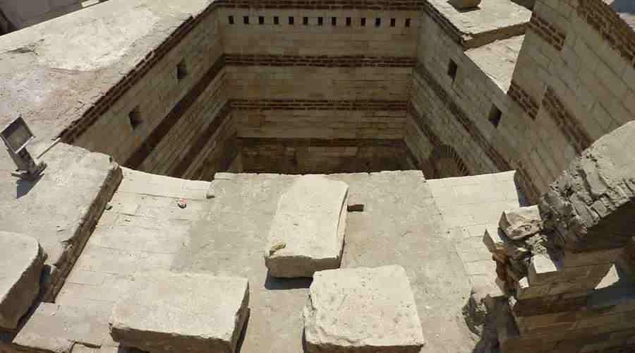 Babylon Fortress Cairo