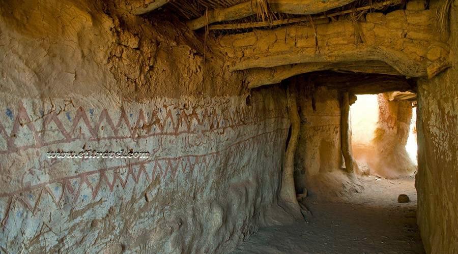 Balat Dakhla Oasis Egypt