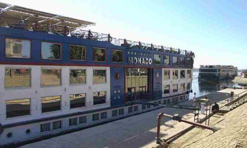 Zen Monaco Nile cruise