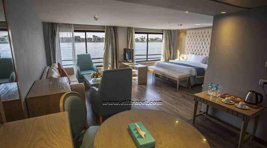 Semiramis I Nile cruise