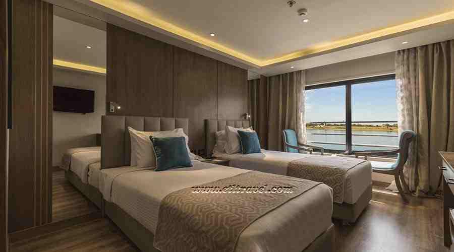 Semiramis II Nile cruise