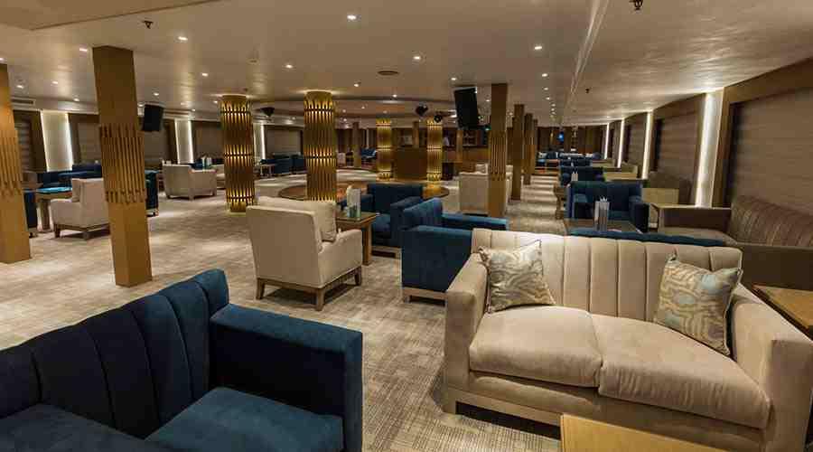 Semiramis III Nile cruise