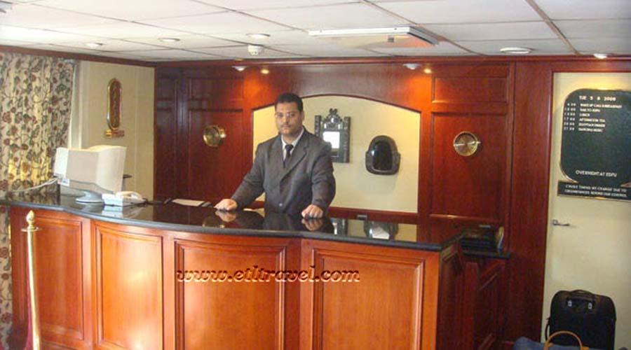 Shehrayar Nile cruise
