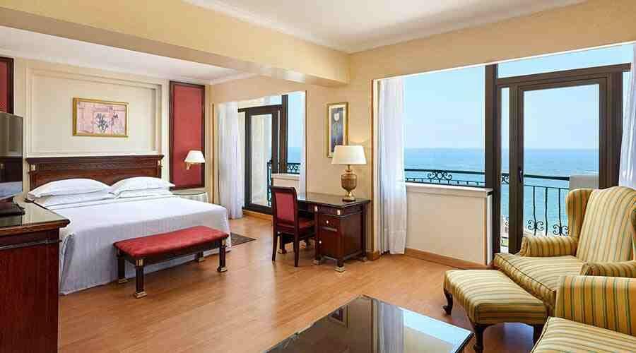 Sheraton Montazah hotel Alexandria