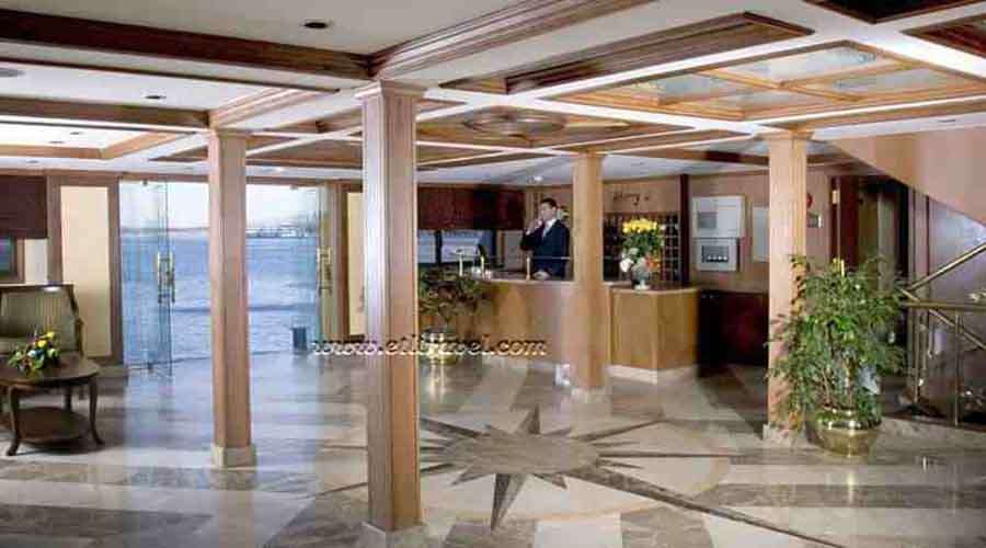 Sherry Boat Nile cruise