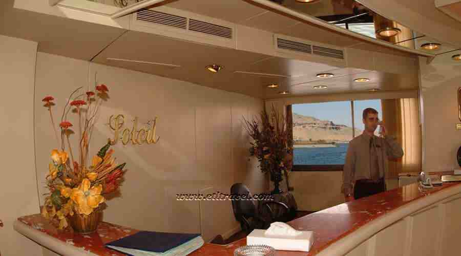 Soleil Nile cruise
