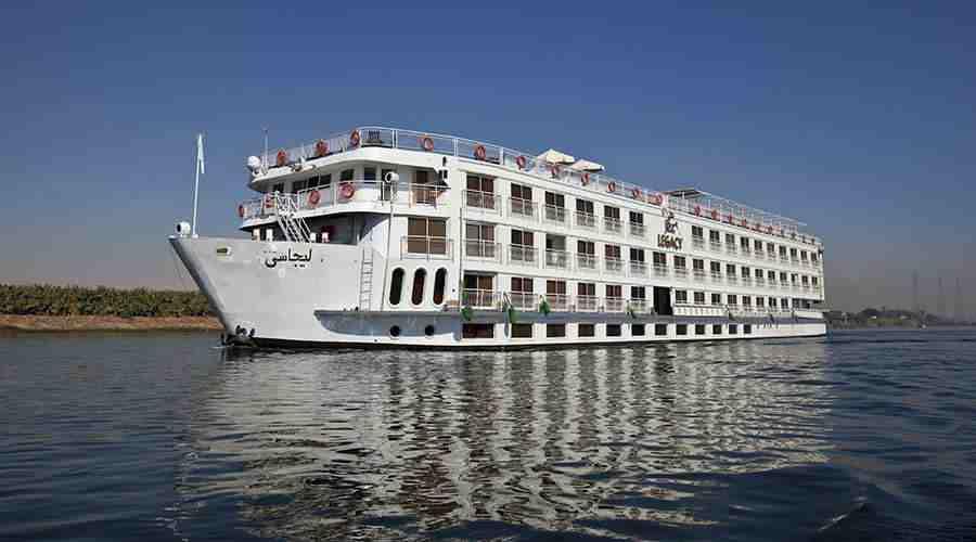 Steigenberger Legacy Nile cruise